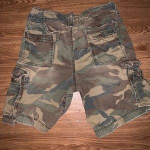 Good condition Hollister Camo Shorts